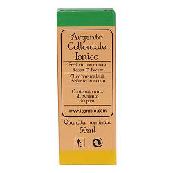ARGENTO COLL ION 20PPM 50ML
