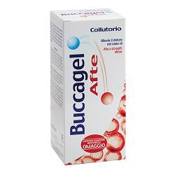 BUCCAGEL COLLUTORIO+DENTIFRIC