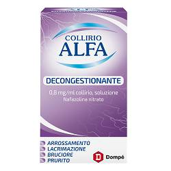 COLLIRIO ALFA DEC*GTT FL 10ML