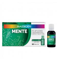 MASSIGEN MENTE 10FL 25ML