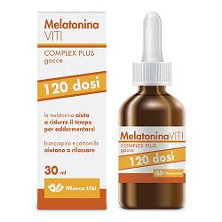 MELATONINA VITI COMPLEX PLUS